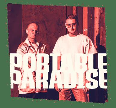 Portable Paradise